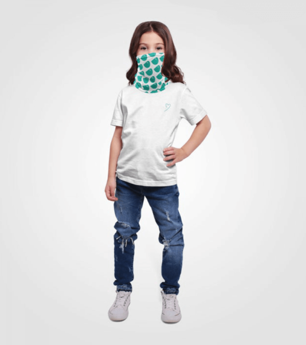 kids face mask bird design - Chill Baby