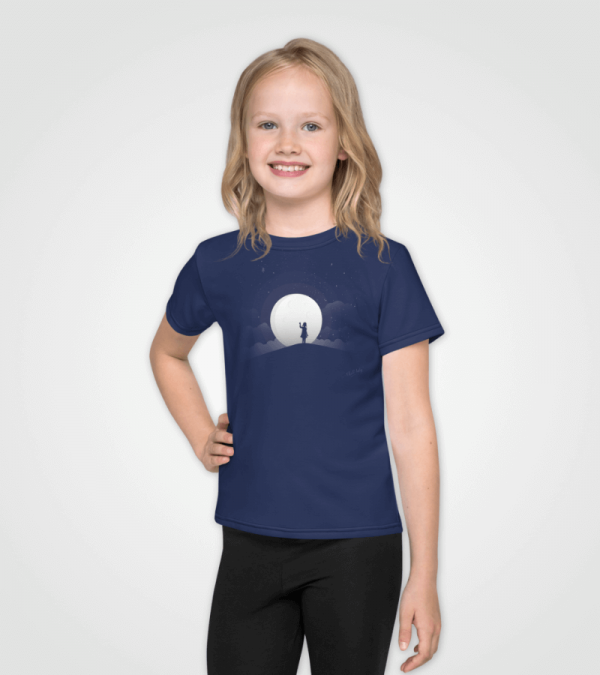 Reach For The Stars Mockup 3 Chill Baby T-shirt