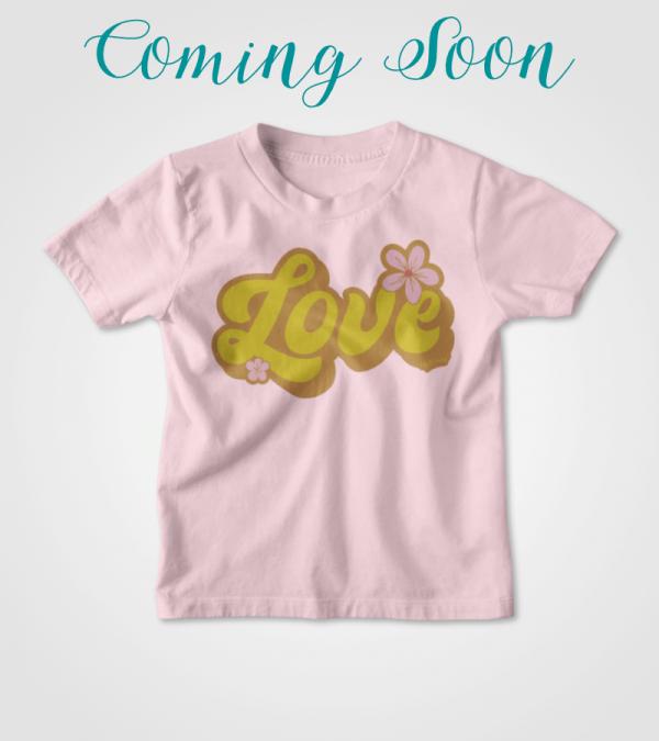Chill Baby - Retro Love Baby T-shirt 1